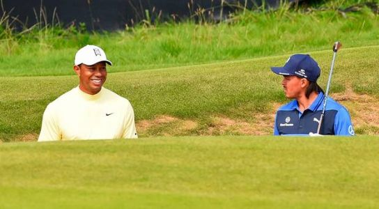The Open updates: Tee times for rounds one and two at Royal Portrush after Tiger Woods completes second practice