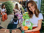 Cheryl leaves 'excited' fan speechless as she surprises her by turning up at her house