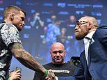 Conor McGregor insists criticism of his cardio is a 'MYTH' ahead of his latest comeback at UFC 257