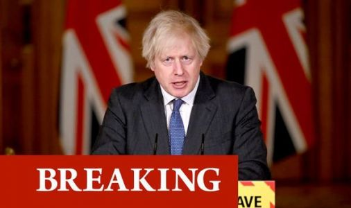 Boris Johnson press conference: PM to make major address from No10 in hours