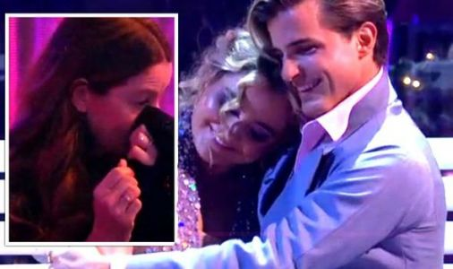 Tilly Ramsay's mum in tears after stunning Strictly waltz 'She's crying!'