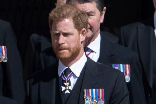 Prince Harry in airport security scare as car crashes through LAX before flight