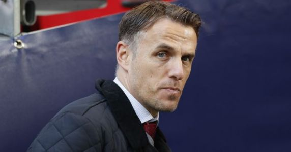 Exciting new job awaits as Phil Neville quits England Women role