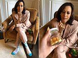 Kamala Harris rocks 'Future is Female' socks in viral TikTok video posted by her niece