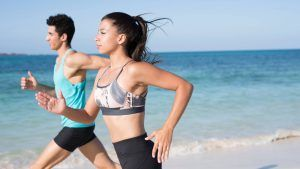 Study claims that women have more stamina than men