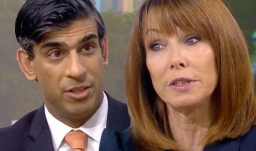 'I'm proud of this country!' Rishi Sunak shuts down Kay Burley in heated foreign aid row