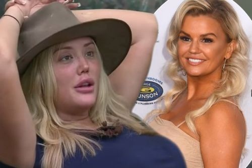 Kerry Katona issues grovelling apology to Charlotte Crosby for calling her a 'cross-eyed fish'