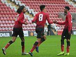 Manchester United U19s call up 14-year-old Shola Shoretire for UEFA Youth League clash with Valencia