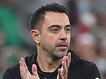 Barcelona 'in negotiations with Xavi' to become their new manager after sacking Ronald Koeman