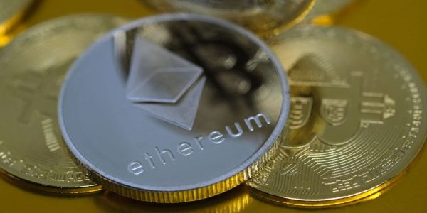Ethereum has exploded past $1,430 to set a new all-time high, outperforming Bitcoin's year-to-date gain of 26%