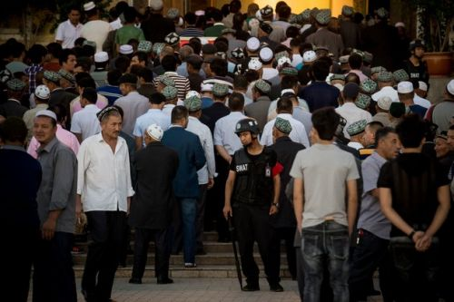 Who Will Stand Up For Uighur Muslims In China?