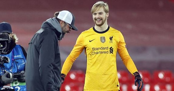 Former coach reveals Liverpool keeper used to star in shock outfield role