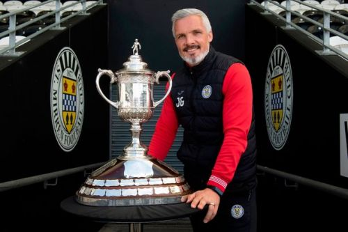 Goodwin urges St Mirren to prove they can hold their nerve in Scottish Cup clash
