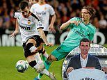 Valencia 'put entire squad up for sale except Jose Gaya' as they feel effects of Covid-19 pandemic