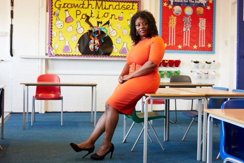 It's back to class for pupils in England