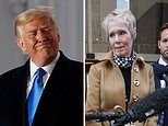 Judge REJECTS attempt to remove Donald Trump in rape accuser E. Jean Carroll's defamation lawsuit