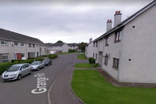 Police launch appeal after man hit by car in Scots town