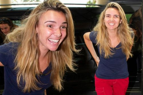 I'm A Celeb's Nadine Coyle in tears during emotional reunion with daughter