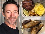 Hugh Jackman reveals the special Father's Day treat his family sent him
