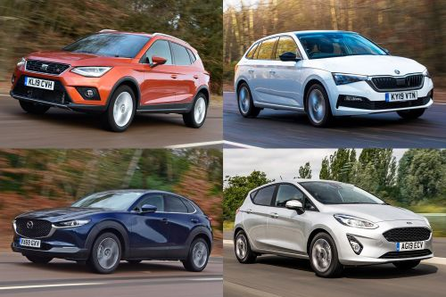 Best new cars for under £250 per month