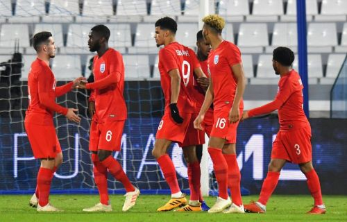 Italy U21 1 England U21 2: Liverpool outcast Dominic Solanke fires message to Jurgen Klopp after scoring twice in impressive win