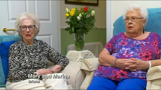 Gogglebox fans left cracking up after Mary says she used to 'w**k' out songs in hilarious slip up