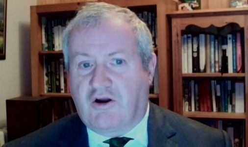 SNP's Blackford sparks furious backlash for 'right-wingers' ignoring science - 'Really?!'