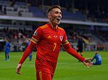Azerbaijan 0-2 Wales: Moore and Wilson strike as Ryan Giggs' side set up Hungary showdown