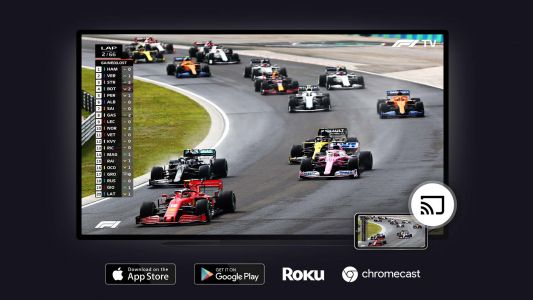 Exclusive offer! 10% off all F1 TV Pro subscriptions