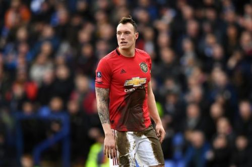 Phil Jones receives Twitter apology after being mocked by social media giant