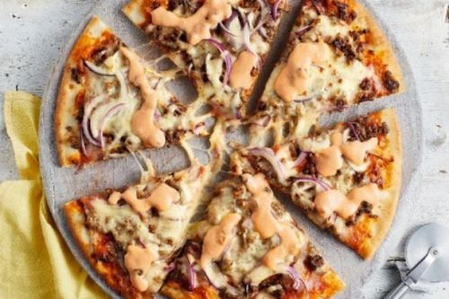 Asda is bringing back its popular cheeseburger pizza - and it's only £3