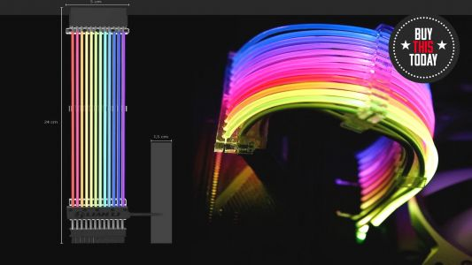 Buy this today: light up your PC's guts with this 24-pin RGB cable