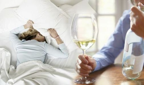 How to sleep: How sleep is affected by alcohol - expert weighs in with tips to improve it
