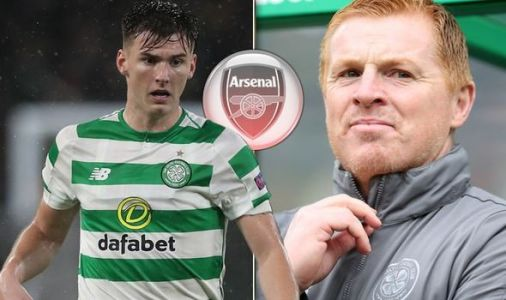Celtic boss Neil Lennon delivers Kieran Tierney transfer update after Arsenal bid rejected