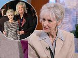 Anita Dobson admits that she 'went into shock' during her husband Brian May's health battles