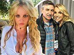 Britney Spears medical team agree her father Jamie Spears should be removed as conservator'