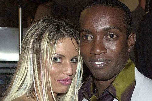 Katie Price says Dwight Yorke 'disowned' Harvey over dinner after son asked to see him