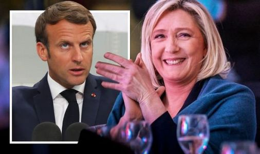 Macron CRISIS: New poll shows Le Pen closing in on French President -'Victory is at hand!'