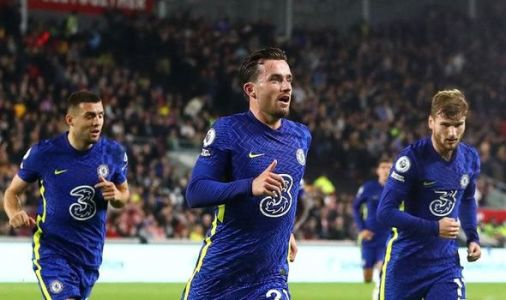 Chelsea star Ben Chilwell singles out team-mate for heroics in Brentford win