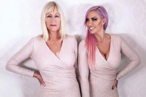 Jodie Marsh's heartbreak as she lays mum to rest in socially distanced funeral