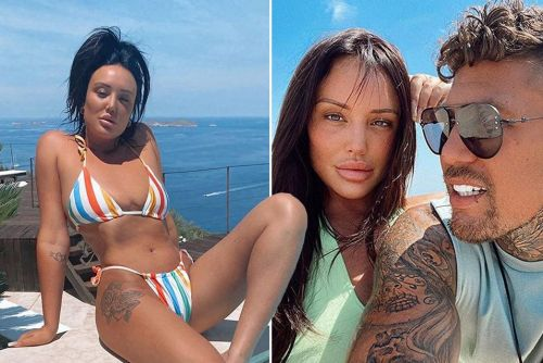 Charlotte Crosby postpones filming Celebrity Karaoke Club TV show as she's forced into quarantine after Ibiza holiday