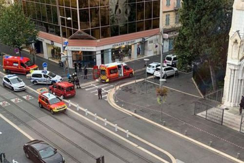 Nice stabbing: One dead and several injured in knife attack at church