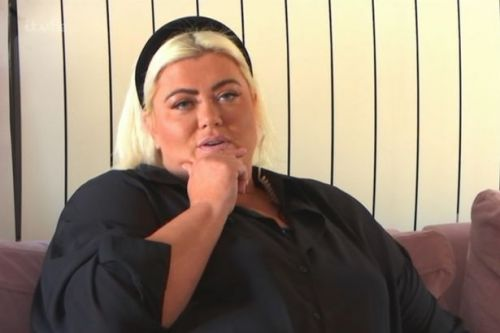 Gemma Collins demands OBE from the Queen for entertaining the nation in lockdown