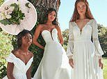 Luxury bridal label releases its first collection of sustainable dresses
