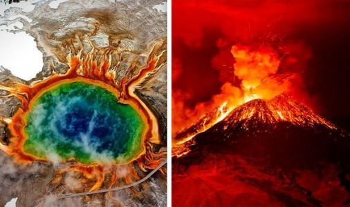 Yellowstone volcano: USGS records 107 earthquakes across park - Warning sign of eruption?