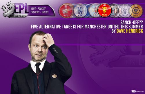 Sanch-OFF?? Five Alternative Targets For Manchester United This Summer