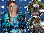 Sarah Jessica Parker shares sweet Instagram snaps of her twin daughters as they finish sixth grade