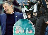 Saint-Etienne fans delay their Ligue 1 clash with Angers as they call for Claude Puel to resign