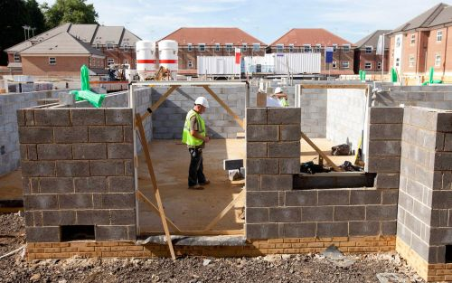 Firms more reliant on EU staff as British builders close in on retirement with few young replacements