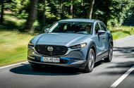 Mazda CX-30 claims record score in Euro NCAP safety test